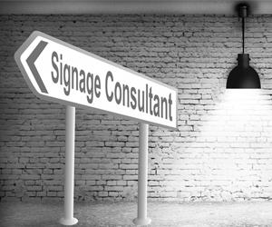 Signages Consultant
